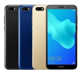 Huawei Y5 2018 ((100 Vrds)) 3 Meses De Garantia