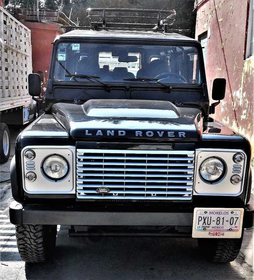 Land Rover Defender 2.2 110 T Diesel 2012