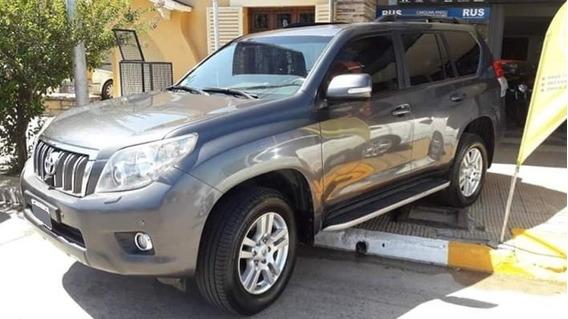 Toyota Land Cruiser - 2011