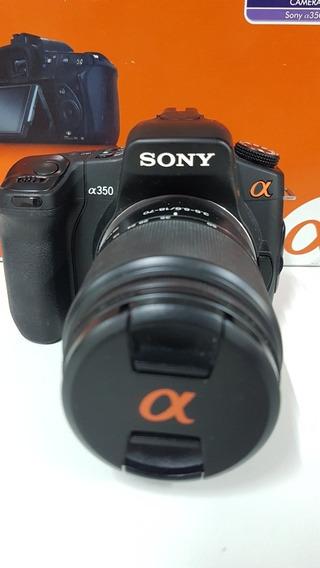 Sony A350 Kit Com Lente
