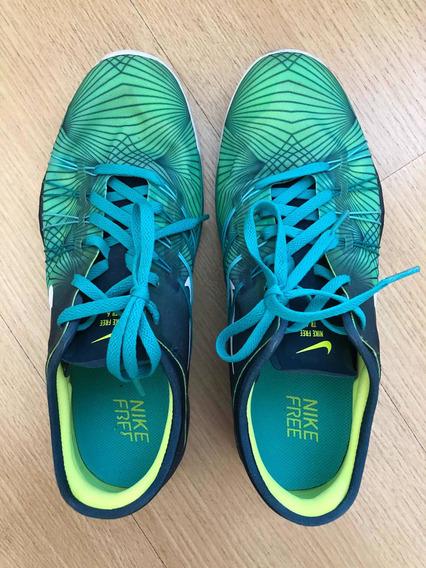 Tênis Nike Free, Praticamente Novo, Em Ótimo Estado