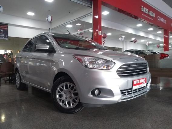 Ford Ka Sedã 1.5 Completo Financio 12 Mil +48x 899,00
