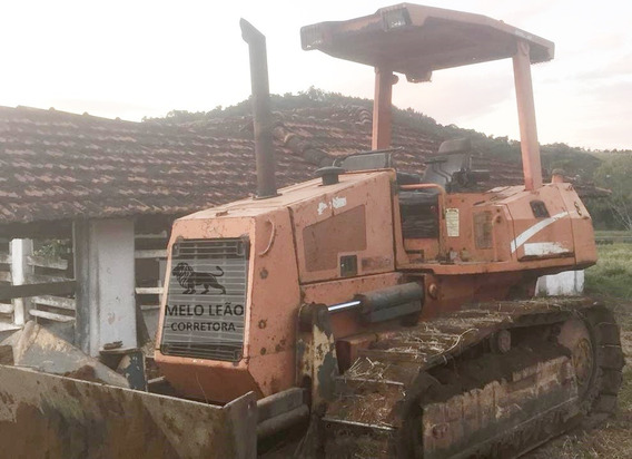 Trator De Esteira Fiatallis Fd110 Ano 2006 - C/ 5.000 Hors*