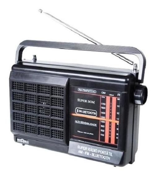 Rádio Motobras Rm-psmpbt21 Ac 1000mw 2 Faixas Bivolt