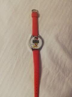 Reloj Usado Con Pinocho. No Pesa Nada