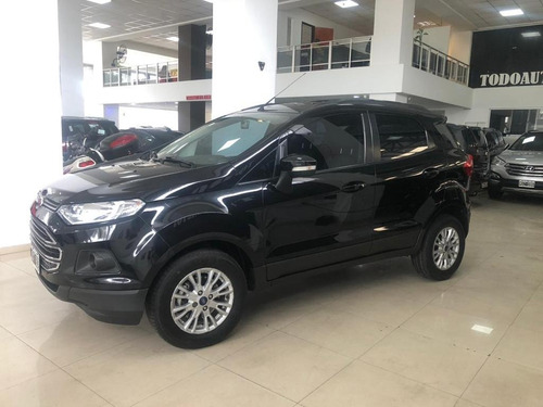 Ford Ecosport Se 1.6l Año 2015 Color Negro