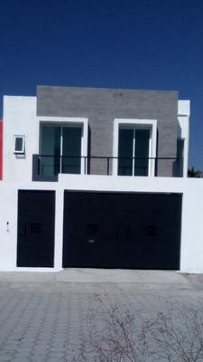 Hermosa Casa Nueva En Fraccionamiento