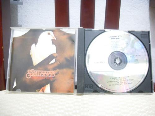Cd Santana - Greatest Hits