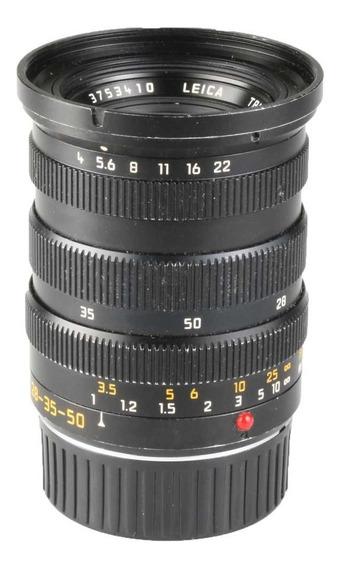 Objetiva Leica Tri-elmar-m 28-35-50mm F4 Asph