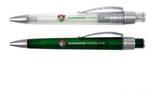 Conjunto Com 2 Canetas Fluminense - Produto Oficial