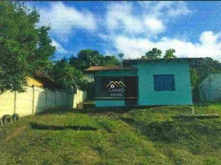Casa Residencial 2 Dormitórios, Centro, Rio Negro. - Ca0197