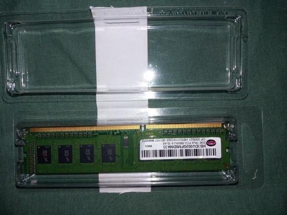 Hbs Memoria Ddr3 2gb Pc3-10600u Hb3du002gfm8dma33