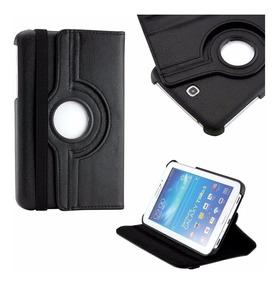 Capa Couro Samsung Galaxy Tab 3 Tab3 P3200 T210 T211 Pelicul