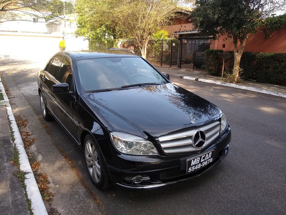 Mercedes-benz C200 Kompressor 1.8 2009