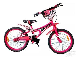 Bicicleta X-terra Klt R20