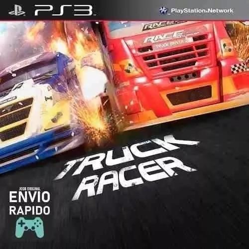Truck Racer Ps3 Psn Jogo Em Promoção A Pronta Entrega Play 3