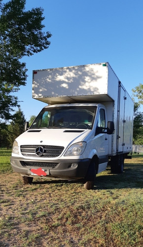 Mercedes-benz Sprinter 2.1 515 Chasis 4325 150 Cv 2012