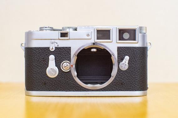 Câmera Leica M3 Dual Stroke 1956 Corpo