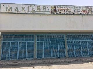 Galpon Y Local Comercial Para Ferretería En La Victoria