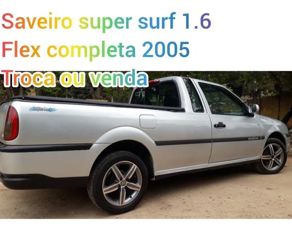 Volkswagen Saveiro 1.6 Super Surf Total Flex 2p 2005