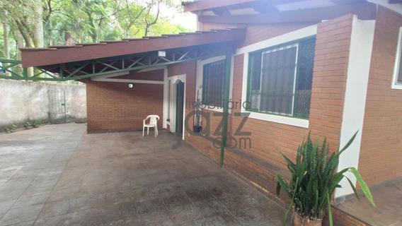 Casa Com 3 Dormitórios À Venda, 158 M² Por R$ 450.000,00 - Barão Geraldo - Campinas/sp - Ca6185