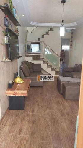 Imagem 1 de 30 de Sobrado Com 3 Dormitórios À Venda, 69 M² Por R$ 415.000,00 - Cidade Patriarca - São Paulo/sp - So1080