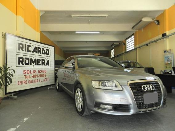 Audi A6 4.2 Fsi Tiptronic Quattro 2010