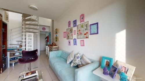 Imagem 1 de 25 de Cobertura De 3 Dormitórios E 1 Suíte Vila Da Saúde Sp - Ap463170v