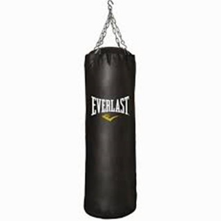 Saco Bolsa Tula Boxeo Everlast + Soport Base Metalica 80x45