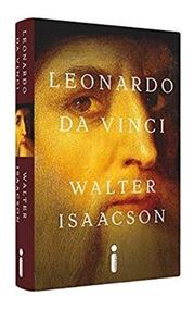 Livro Leonardo Da Vinci - Edição De Luxo Capa Dura - Lacrado