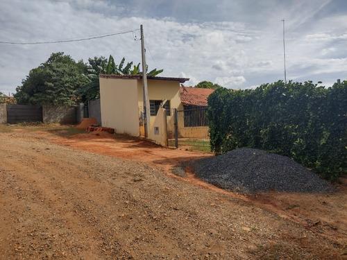 Chacara 606 M2 Rural Em Alambari, 6km Da Cidade , Casa, 2 Quartos, Sala, Cozinha, Churrasqueira - Ch00072 - 69430752