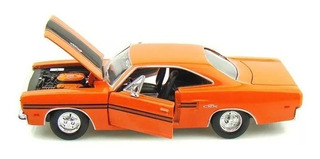 Miniatura Plymouth Gtx 1970 Maisto 1:25