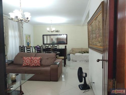Casa Para Venda No Bairro Jardim Bom Clima Em Guarulhos - Cod: Ai21709 - Ai21709