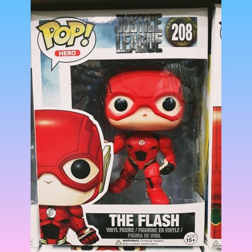 Funko Pop Flash Muñeco Símil Calidad Premium 9cm Spiderman