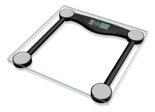 Balança Digital Body Fit Ate 180 Kg- Relaxmedic