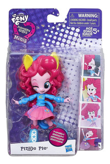 Muñeca My Little Pony Minis Equestria Girls 11cm Hasbro