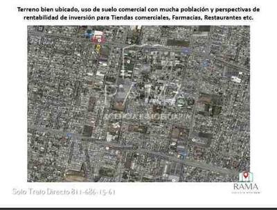 Terreno En Renta Guadalupe N.l. $50,000