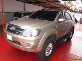 Toyota Fortuner Sr 4x2