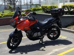 Suzuki Vstrom 650 Todos Los Accesorios Lista Para Viajar