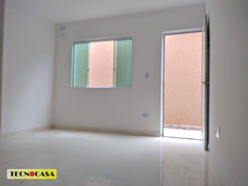 Imagem 1 de 19 de Casa Com 2 Dormitórios À Venda, 40 M² Por R$ 225.000,00 - Maracanã - Praia Grande/sp - Ca4836