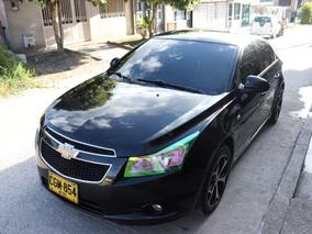 Chevrolet Cruze 2011 Negro Carbono