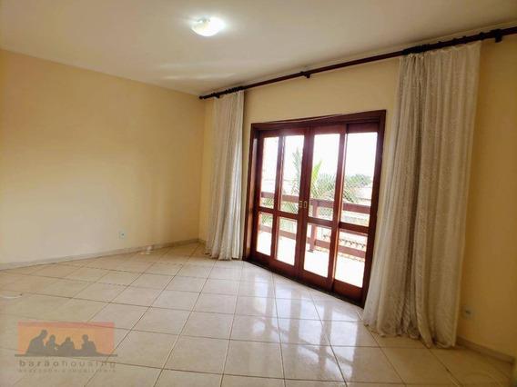 Casa Com 4 Dormitórios Para Alugar, 250 M² Por R$ 2.700,00/mês - Parque Ceasa - Campinas/sp - Ca0524
