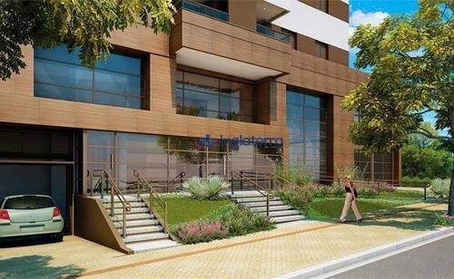 Apartamento Com 3 Dormitórios À Venda, 77 M² Por R$ 590.000 - Centro - Londrina/pr - Ap0911