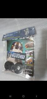 Star Wars R2- D2 Armable Fascículo #24 Planeta De Agostini