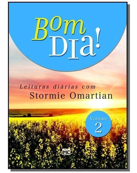 Bom Dia!: Leituras Diarias Com Stormie Omartian -