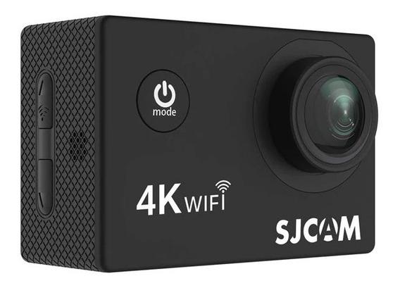 Câmera Sjcam Sj4000 Air 4k Original + Acessórios Cartão 32g