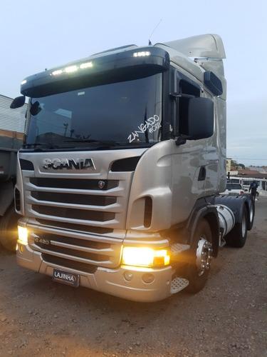Imagem 1 de 9 de Scania G420 6x2