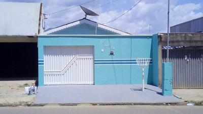 Casa Alvenaria Av Principal Fl 10 Qd 15 Nova Marabá Pará 3q
