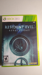 Resident Evil Revelations Xbox 360 Lenny Star Games