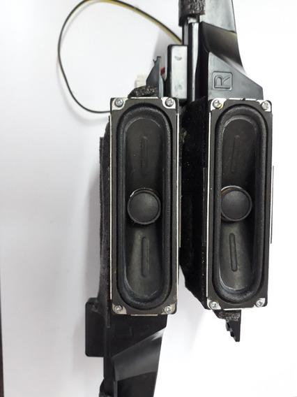Auto Falantes(par) Tv Samsung Ln32d450